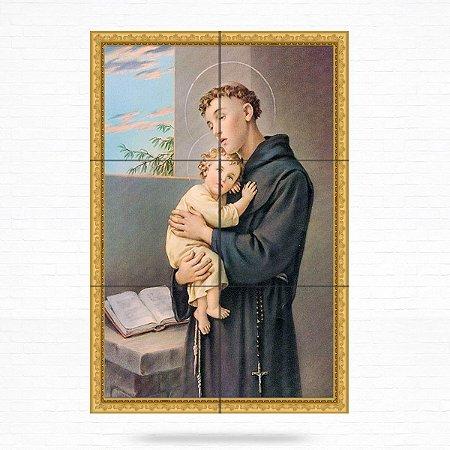 Painel Decorativo de Santo Antonio - MOD 13