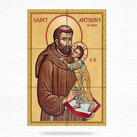Painel Decorativo de Santo Antonio - MOD 23