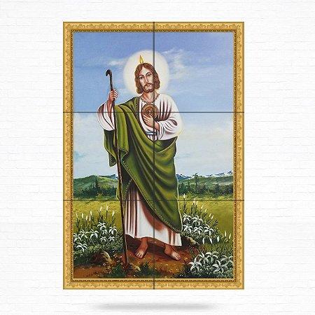 Painel Decorativo de São Judas Tadeu - MOD 02
