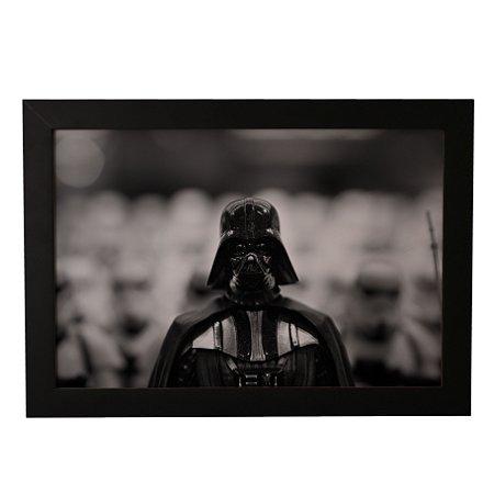 Quadro Decorativo Dath Vader #1