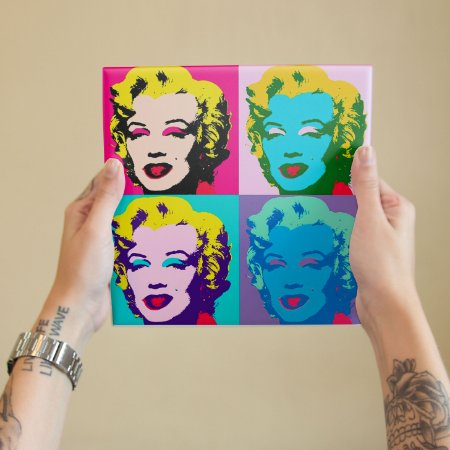 Azulejo Decorativo Marilyn Monroe Quadros