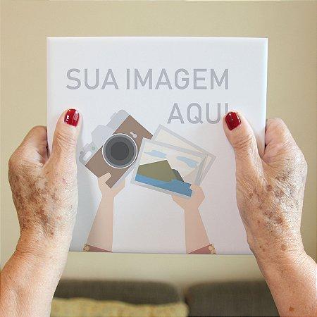 Sua Foto no Azulejo/Quadro Decorativo