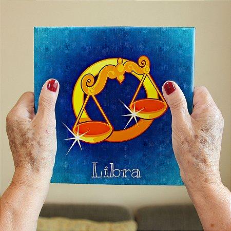 Azulejo Decorativo LIBRA - Coleção Signos do Zodíaco