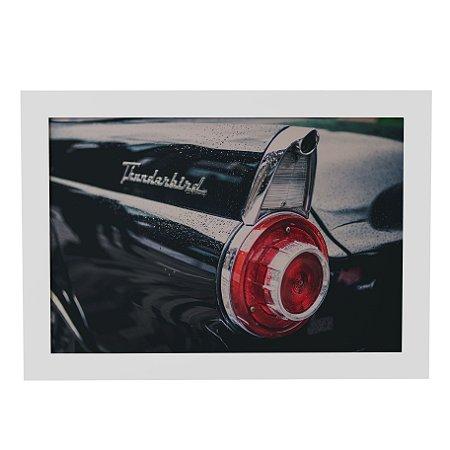 Quadro Decorativo Carro Thunderbird