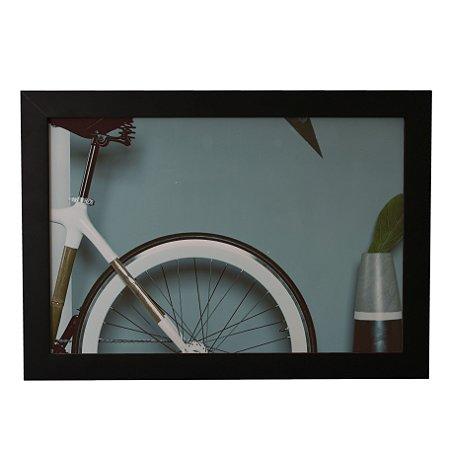 Quadro Decorativo Roda De Bicicleta