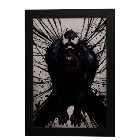 Quadro Decorativo Venom