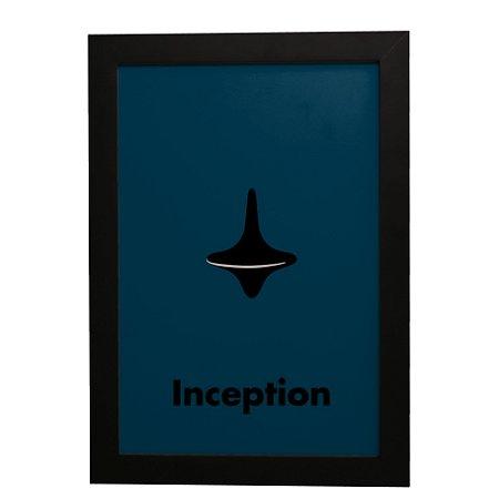 Quadro Decorativo Inception (A Origem) #1