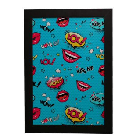 Quadro Decorativo Pop Smack