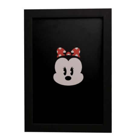 Quadro Decorativo Minnie Mouse