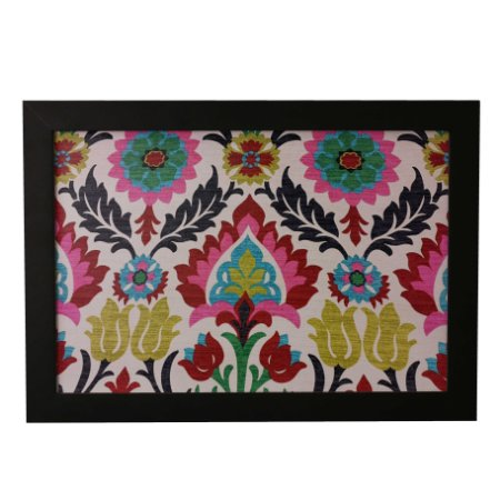 Quadro Decorativo Flores Indianas