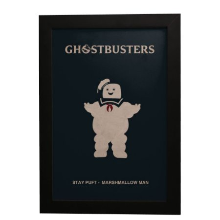 Quadro Decorativo GhostBusters Michelin