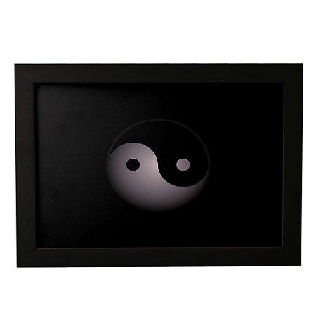 Quadro Decorativo Yin-Yang