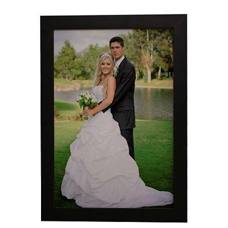 Quadro Decorativo Recém Casados