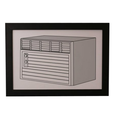Quadro Decorativo Ar(te) Condicionado