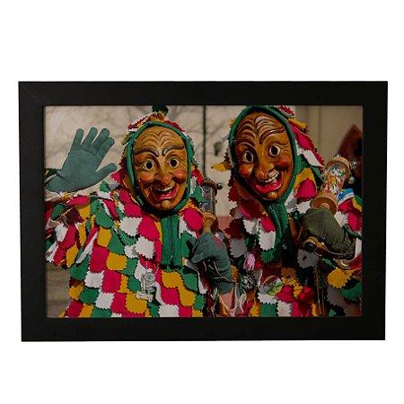 Quadro Decorativo Festa de Carnaval