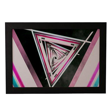 Quadro Decorativo Abstrato #8