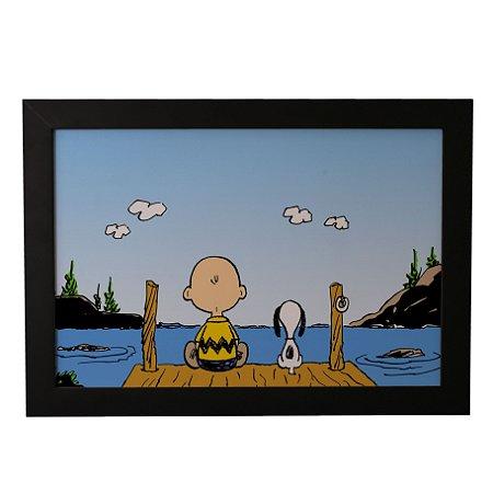 Quadro Decorativo Charlie Brown #2