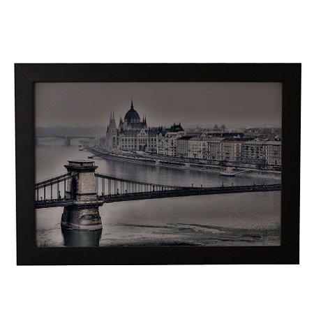 Quadro Decorativo Ponte de Budapeste