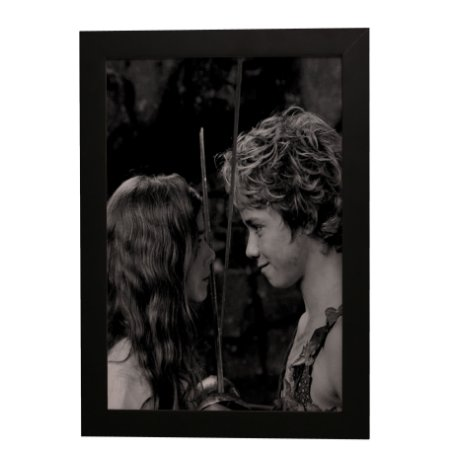 Quadro Decorativo Peter Pan e Wendy