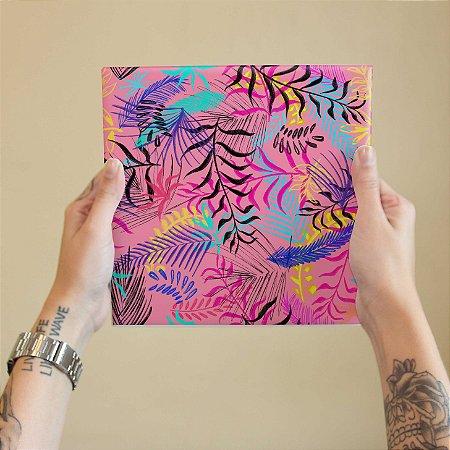 Azulejo Decorativo Folhas Delicado
