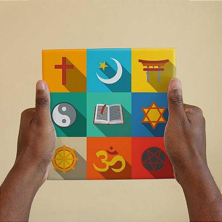 Azulejo Decorativo Multi Crenças