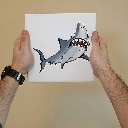 Azulejo Decorativo Tubarão