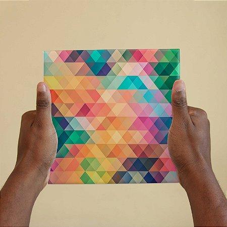 Azulejo Decorativo Geométrico Abstrato