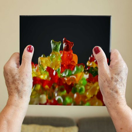 Azulejo Decorativo Gummy Bear