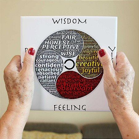 Azulejo Decorativo Wisdom