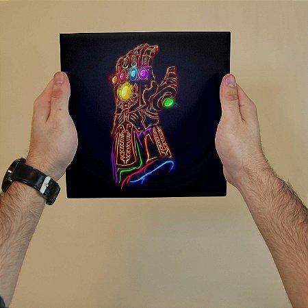 Azulejo Decorativo Jóias do Infinito (Os Vingadores)