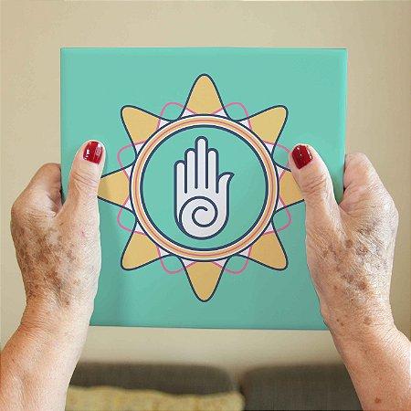 Azulejo Decorativo Boas Vibrações