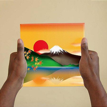 Azulejo Decorativo Montanha