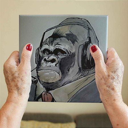 Azulejo Decorativo Gorila de Fone
