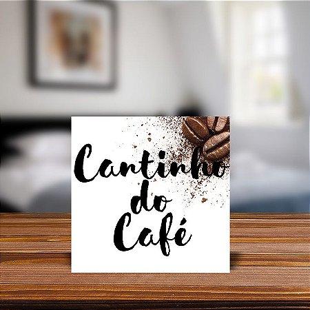 Azulejo Decorativo Cantinho do Cantinho do cafe