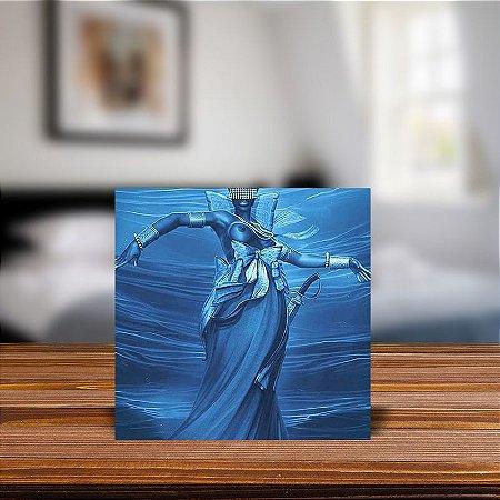 Azulejo Decorativo Iemanja