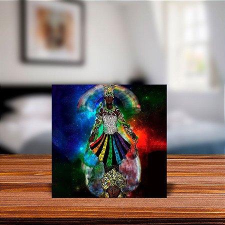Azulejo Decorativo Oxumare
