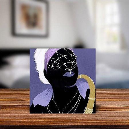 Azulejo Decorativo Nana #2