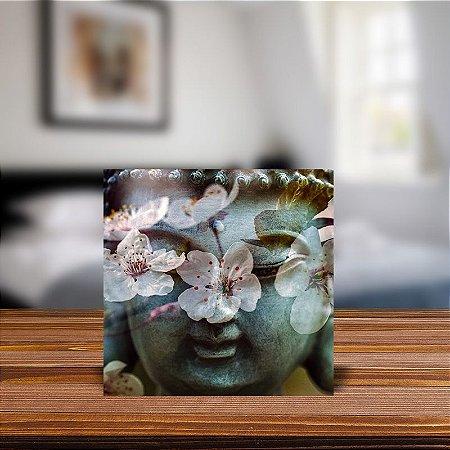 Azulejo Decorativo Buda