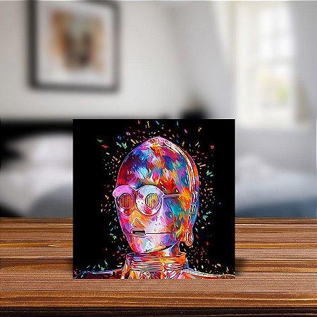 Azulejo Decorativo Droid