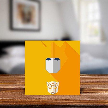 Azulejo Decorativo Minimalista Bumbleblee