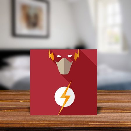 Azulejo Decorativo Minimalista Flash