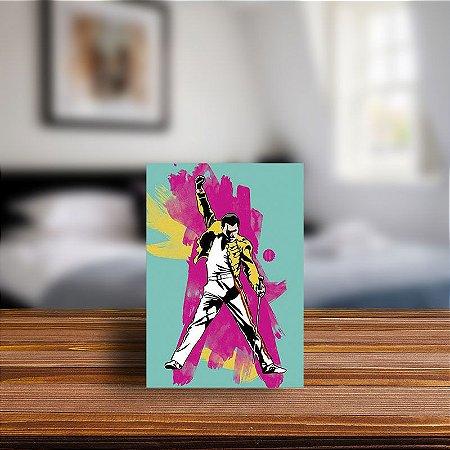 Azulejo Decorativo Freddie Mercury