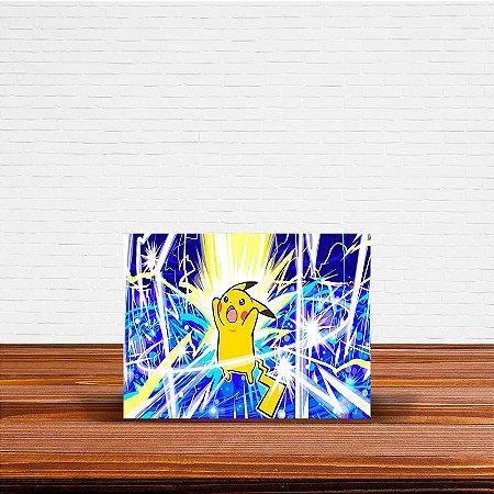 Azulejo Decorativo Pikachu