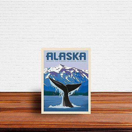 Azulejo Decorativo Alaska