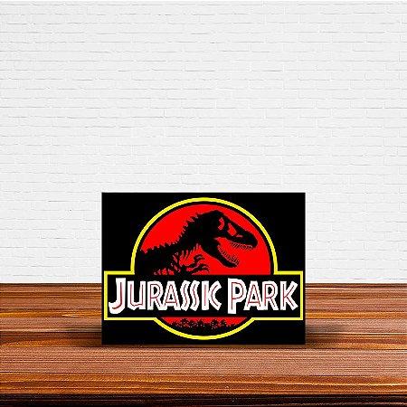 Azulejo Decorativo Jurassic Park.