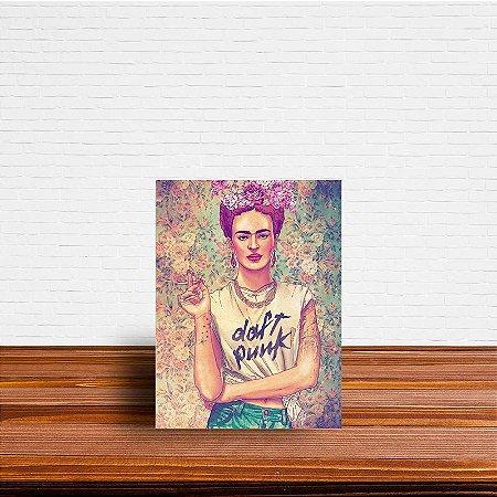 Azulejo Decorativo Frida Kahlo 1