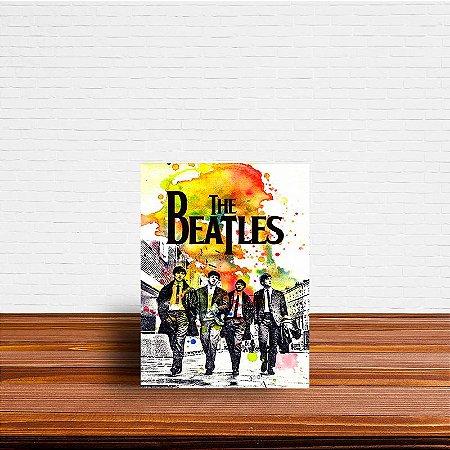 Azulejo Decorativo The Beatles