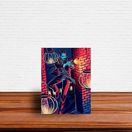 Azulejo Decorativo John Wick 1