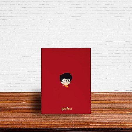 Azulejo Decorativo Minimalista Harry Potter