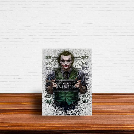 Azulejo Decorativo Coringa Heath Ledger